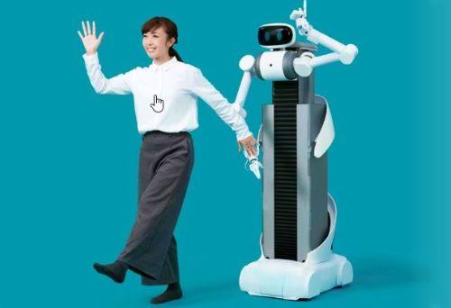 UGO, EL ROBOT MAYORDOMO QUE TE CUELGA LA ROPA DE MIRA ROBOTICS