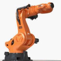 brazo robótico de qué es un robot industrial de la empresa de robótica Kuka