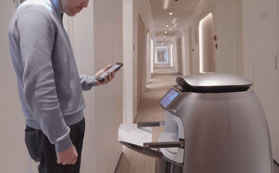 El hotel robotizado de Alibaba