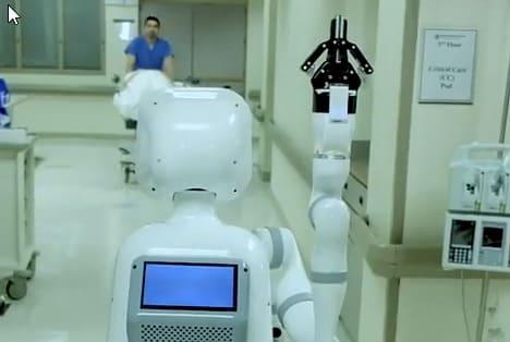 Diligent Robotics logra la subvención para conseguir producir a Moxi, el cobot enfermero
