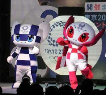 Ir a japón y no conocer a estos robots olímpicos