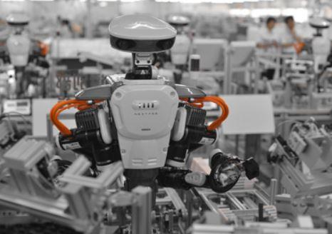 Kawada sigue apostado por su robot Nextage